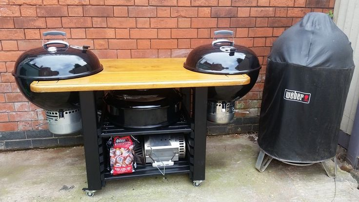105 Best Images About Weber Grill Tables On Pinterest