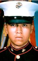 Marine Lance Cpl. Sergio H. Escobar Died October 9, 2005 Serving During Operation Iraqi Freedom 18, of Pasadena, Calif.; assigned to 3rd Battalion, 7th Marine Regiment, 1st Marine Division, I Marine Expeditionary Force, Twentynine Palms, Calif.; attached to the 2nd Marine Division, II Marine Expeditionary Force (Forward); killed Oct. 9 by an improvised explosive device while conducting combat operations against enemy forces in Ramadi, Iraq.