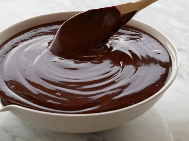 Get Alton Brown's Ganache Frosting Recipe from Food Network
