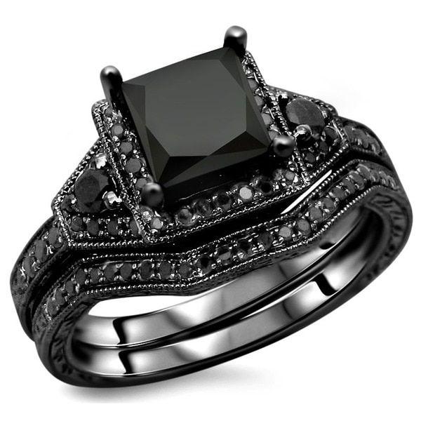 halloween wedding rings. best 25+ black gold rings ideas on pinterest | engagement rings, wedding and diamond clothing halloween