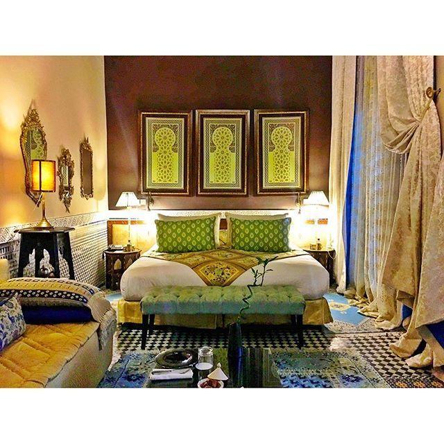 一度でいいから宿泊したい!モロッコの異国情緒溢れる宿「リヤド」5選 8枚目の画像