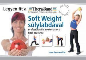 Thera-Band súlylabdák - Ingyenesen letölthető gyakorlatfüzet!