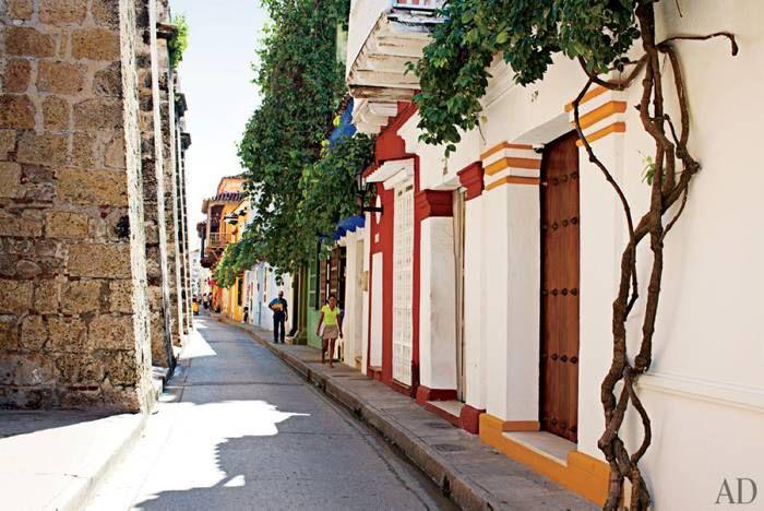 Cartagena internacionalmente resaltada por su arquitectura