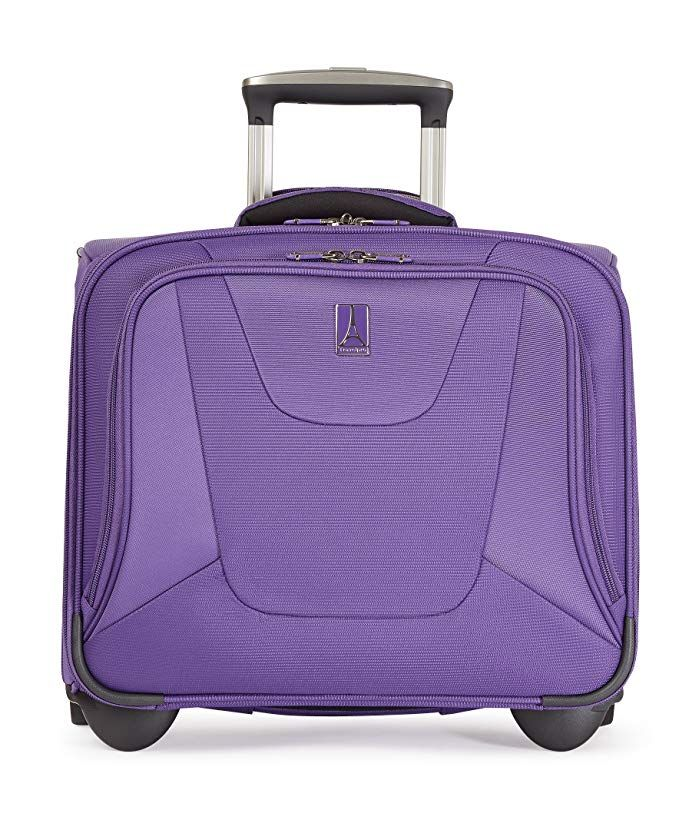 dbae8db1a Travelpro Maxlite3 Rolling Tote, Grape, One Size Review | Carry-Ons ...
