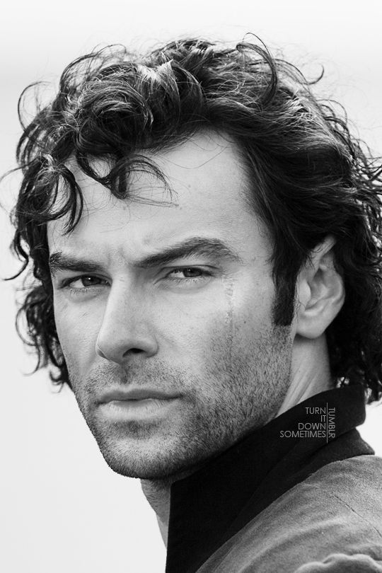 The Dark Poldark - turnitdownsometimes: Ross | Aidan Turner...
