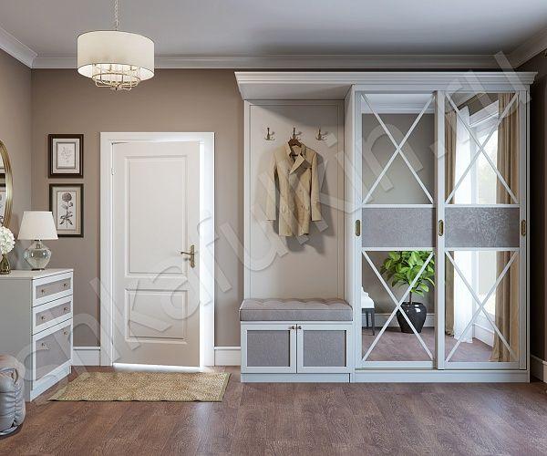 Классика всегда в моде! #классический #стиль #прихожая #мебель #шкаф #клиссечкийшкаф #design #classic #interior #классика только что