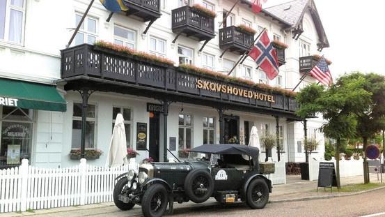Skovshoved Hotel, København
