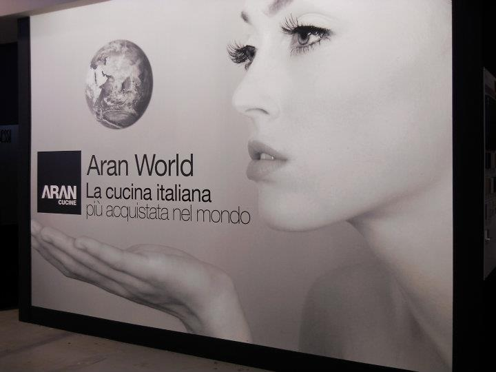 Grand Opening Aran Cucine Showroom, Milano