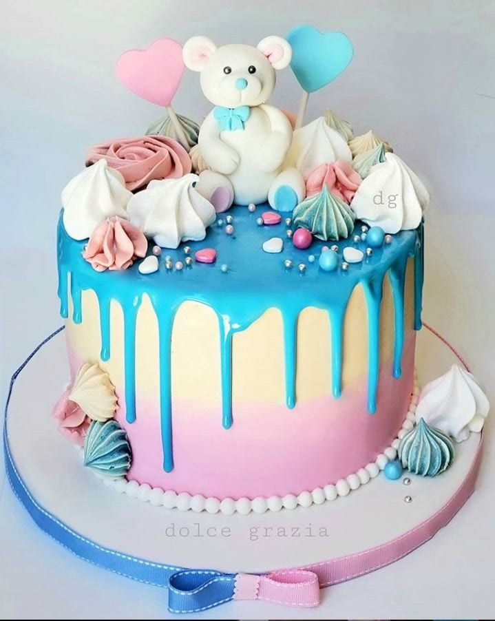 Gender Reveal Cake Ideas Amazing Cakes To Inspire In 2021 Gender Reveal Cake Baby Reveal Cakes Gender Reveal