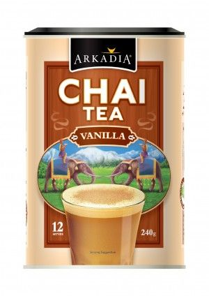 Wanna try something else aside from coffee? We have Chai Tea Vanilla. You will love the great taste and relaxing aroma. Try it!  #tea