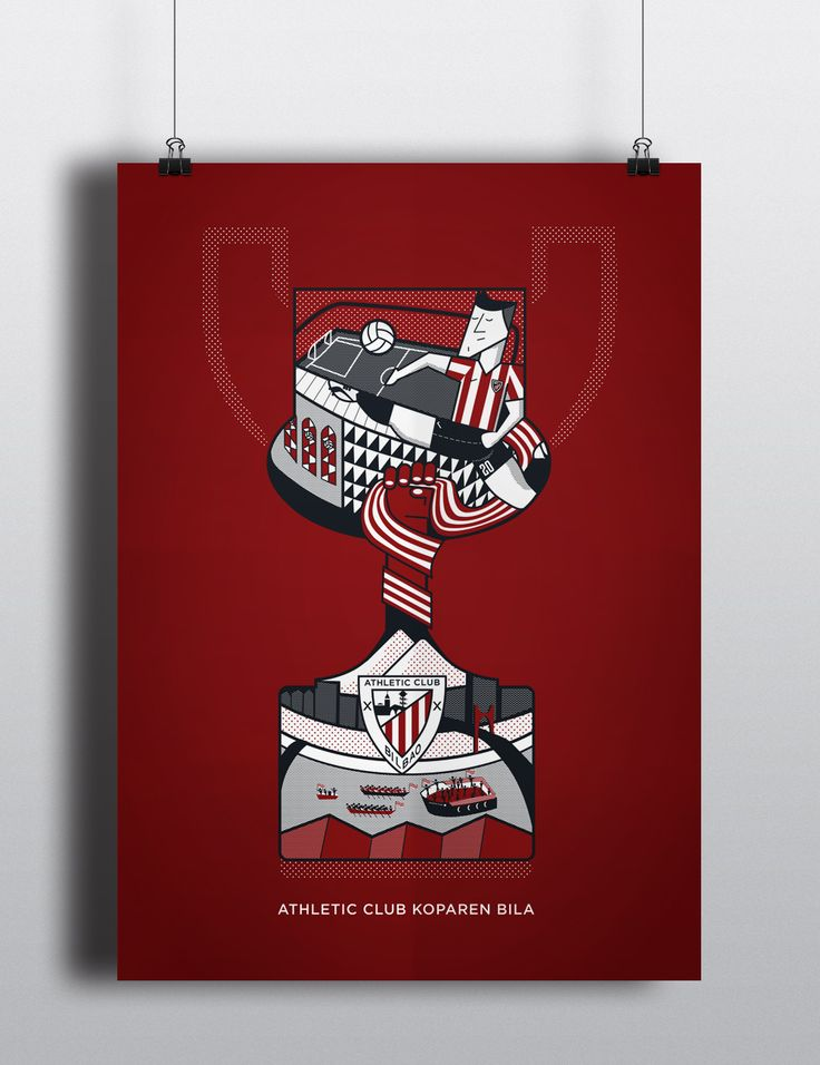 Athletic Club kopare bila, personal project.