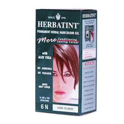 Herbatint 6n Dark Blonde Hair Color (1xkit)