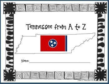 Tired of searching for Tennessee resources and activities? Look no further!! This is a complete book of Tennessee topics from A to Z. Students can work on this research book independently or in small groups. It covers geography, landforms, culture, economics and history of Tennessee.