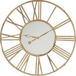 Products - KARE Design   Gold wall clock, Wall clock ...