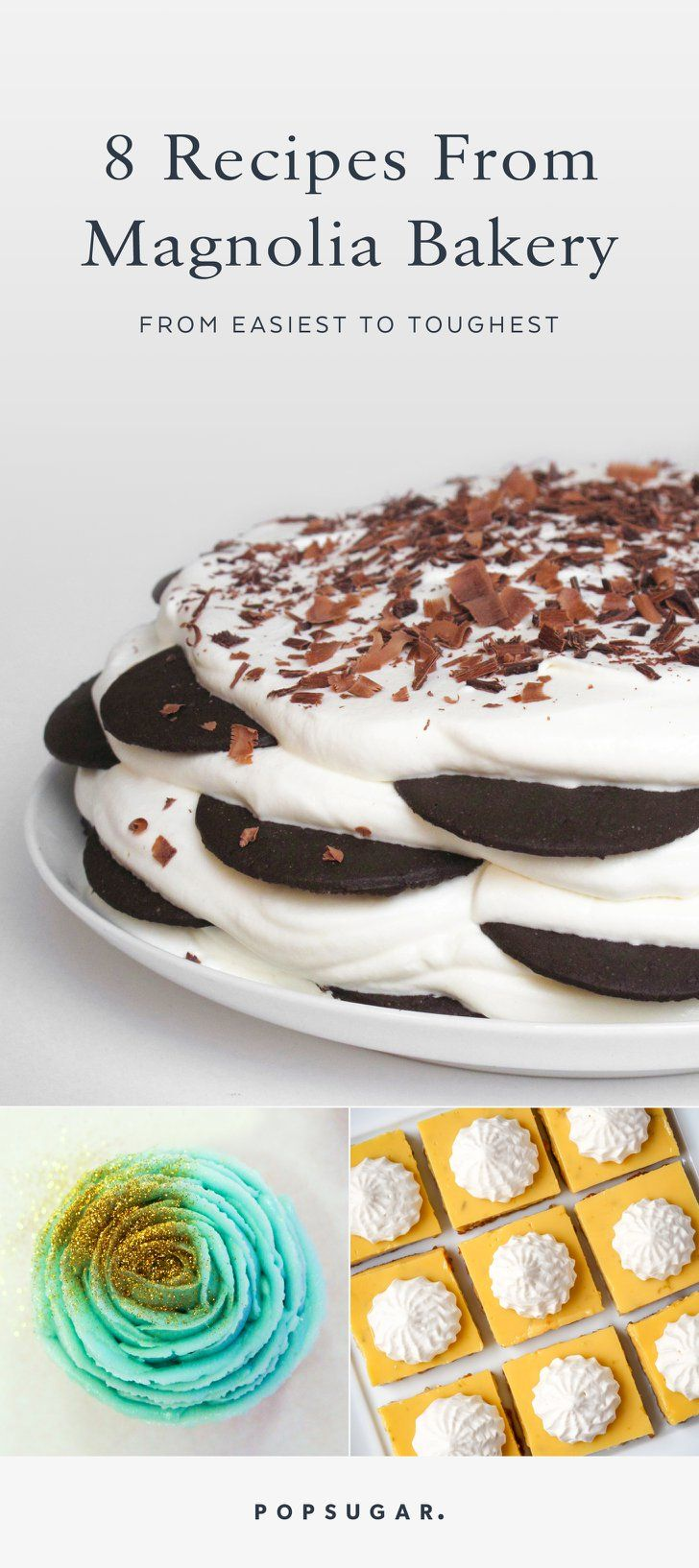 8 Iconic Recipes From Magnolia Bakery, From Easiest to Toughest