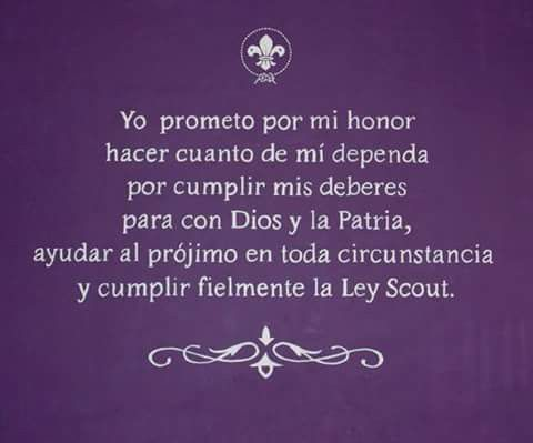 Promesa Scout