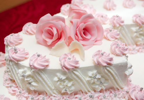 torta decorata con palline argentate 54310   Ginger & Tomato