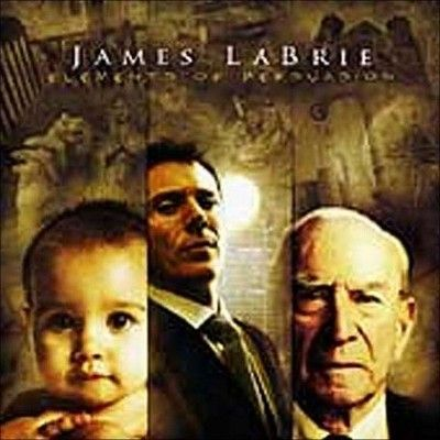 James LaBrie - Elements of Persuasion (CD)