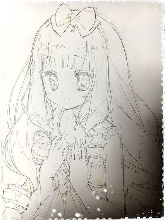 Mejores 60 imágenes de anime en Pinterest | Arte de anime, Chicas ...