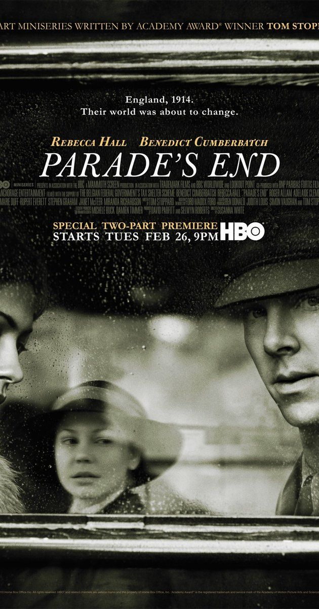 With Benedict Cumberbatch, Rebecca Hall, Roger Allam, Adelaide Clemens. Revolves around a love triangle between a conservative English aristocrat, his mean socialite wife and a young suffragette.