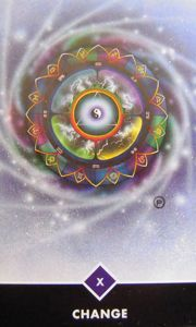 Osho Zen Tarot: Change