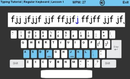 Websites that help teach your kids how to type!