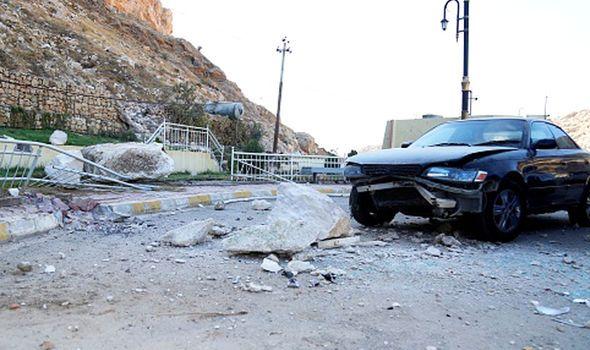 Huge 6.3 magnitude #earthquake rocks central #China. #USGS #Nyingchi  #Along #Pasighat #Tezu #ChinaEarthquake