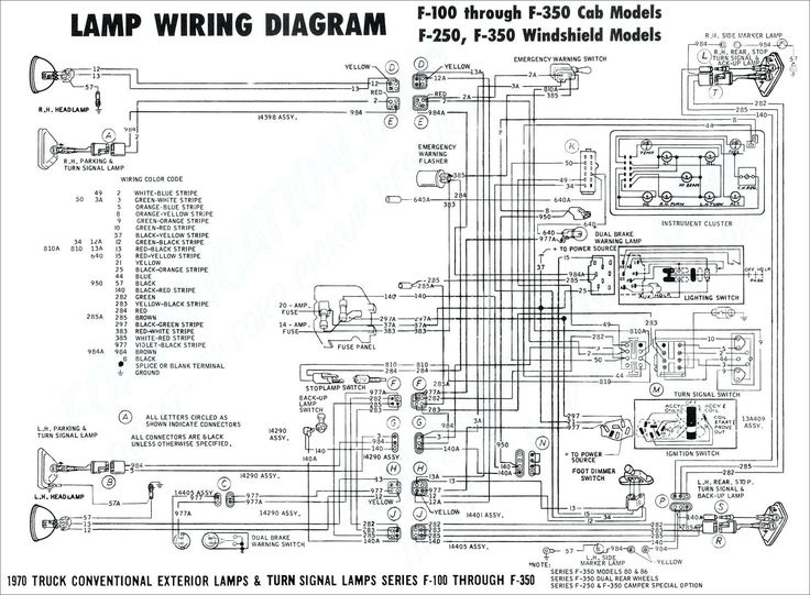 Chevy Tail Light Wiring Diagram In 2020 Electrical Wiring Diagram Trailer Wiring Diagram Diagram
