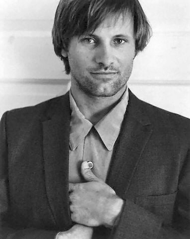 Viggo Mortensen - classic good looks and style - oh.....and a brilliant actor ! Oh My!
