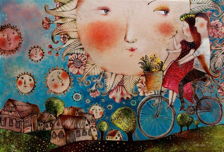 Волшебный мир сказки Анны Силивончик 14