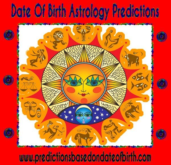 free Astrology Predictions Based On Date Of Birth - Many get a horoscope by date of birth to help them gain some understanding of what is happening in their lives. It may be just one aspect of it that they are having trouble with. Each individual has a particular set of aspects on their birthday and a particular way those aspects affect them. To learn more CLICK HERE NOW - http://www.astrology-prediction.net/free-astrology-predictions-based-on-date-of-birth/