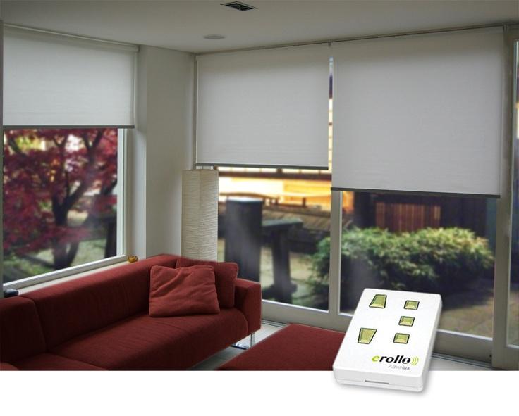 40 best plisseerollo erollo rollo raffrollo images on. Black Bedroom Furniture Sets. Home Design Ideas