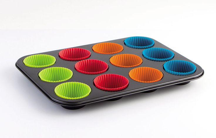 Utensilios de repostería para hacer pasteles