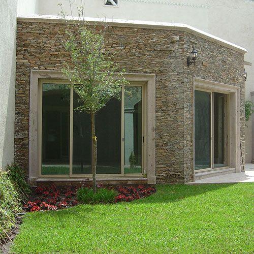 Fachadas de piedra 500 500 casa pinterest - Paredes decoradas con piedra ...