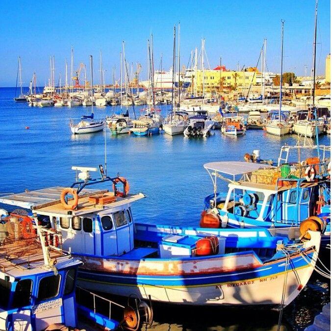 Heraklion, Crete captured in IG by minotika