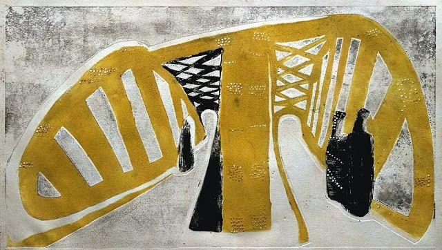 Rolf Nesch - Printmaker Expressionist