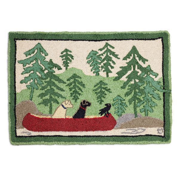 Wool Dog Day Out Rug