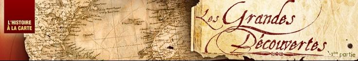L'Histoire à la carte : La circonférence de la terre et la route de l'Ouest