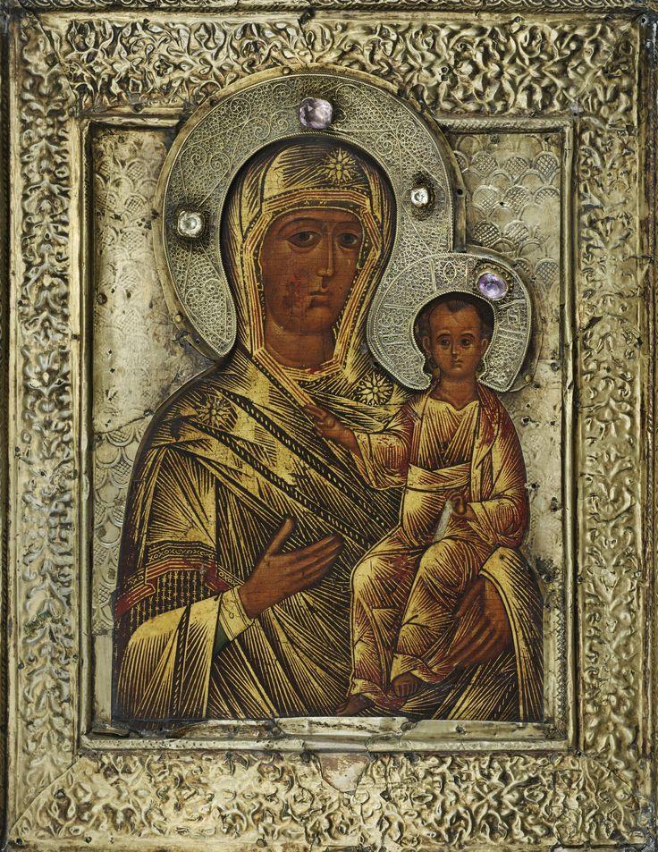 водопроводной икона одигитрия пресвятой богородицы картинки появляется лишь частично