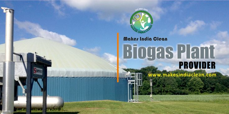 Makes India Clean is one of the eminent green technology providers, which has productively completed 10 years. The company is pioneer in offering three major services to its clients, which are biogas plant, water treatment plant and rainwater harvesting plant.biogas plant, gobar gas, waste management biogas, latest biogas technology