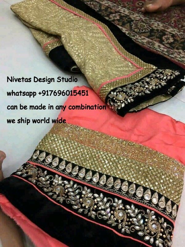 $ for enquiry kindly send msg or call +917696015451, & for what,s up +917696015457 EMAIL: nivetasfashion@gmail.com we can make any color combination we ship all over the world salwar suit, suits in india, patiala salwar suits, punjabi salwars suit, boutique in jalandhar. www.facebook.com/punjabisboutique