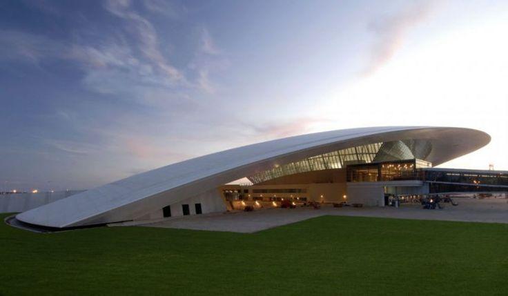 CARRASCO INTERNATIONAL AIRPORT | MONTEVIDEO, URUGUAY
