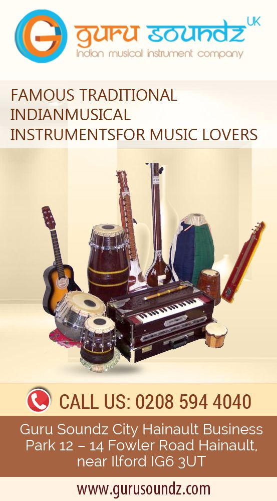 famous traditional indian musical instrument for music lovers