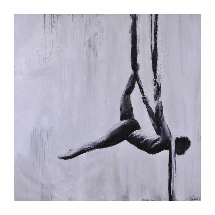"""""""Balance"""" by Mia Archer 60 X 60"""""""