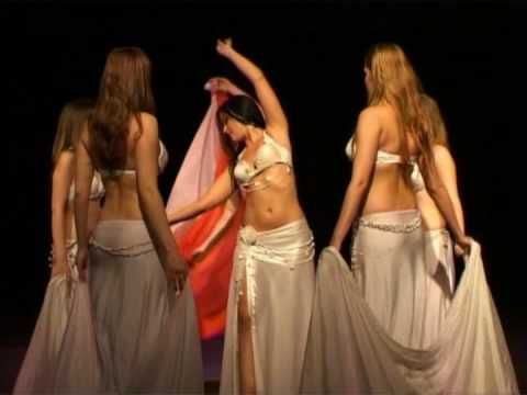 Mercedes Nieto and the Nymph Oriental Dance Company - bellydance, hastánc
