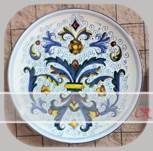 http://ceramicherinascita.altervista.org/piatto-darredo-ricco-deruta/