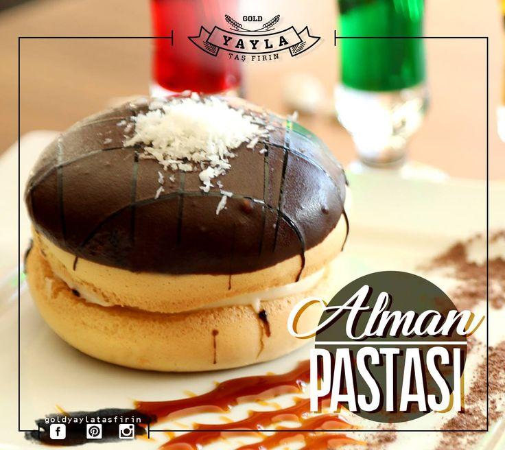 Pofuduk mu pofuduk! 😚 Tombul mu tombul! 😋 #alman #pastası #krema #çikolata #pofuduk #tombul #pasta  İletişim / Rezervasyon : (0362) 437 32 32