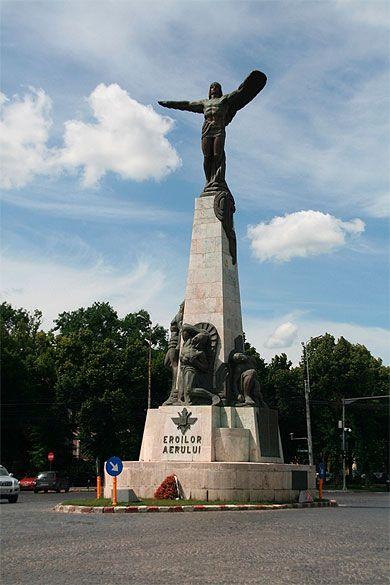 Bucarest-Monument