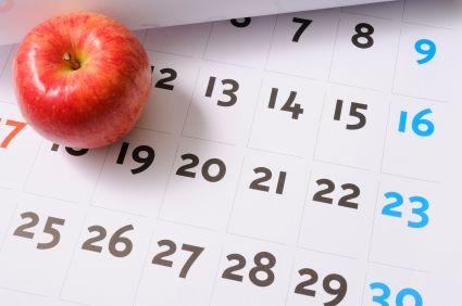 #Abnehmen nach dem #Mondkalender: Welche Maßnahmen sind bei Neumond, zunehmenden Mond, Vollmond und abnehmenden Mond sinnvoll? Wir sagen es euch!