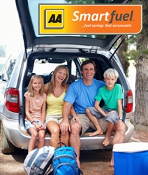 Don't forget your smartfuel card!